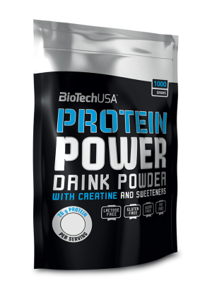 Biotech Protein Power 1000 g.
