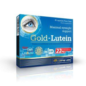 Olimp Gold Lutein 30 kaps.