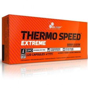 Olimp Thermo Speed Extreme 120 kaps