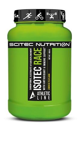 Scitec Athletic Line Isotec Race 1800 g.