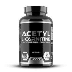 Xcore Acetyl L-Carnitine 90 kaps.